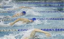 team swimming